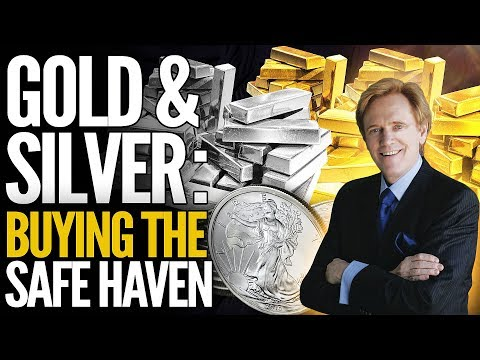 Gold & Silver - Why I'm Buying THE Safe-Haven Assets Right Now