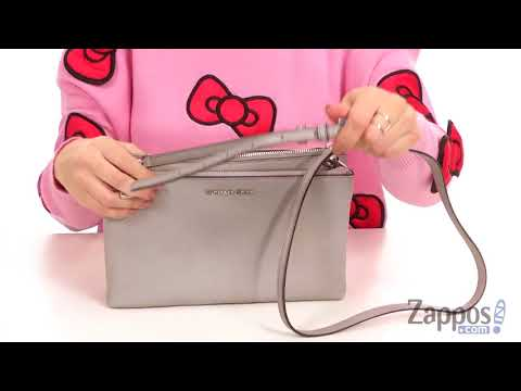 beautiful style special section new design MICHAEL Michael Kors Double Zip Crossbody SKU: 9047776 - YouTube
