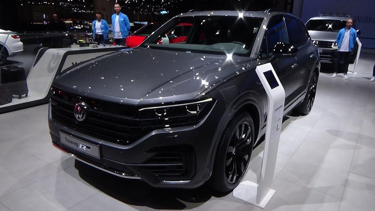2019 Volkswagen Touareg V8 TDI R-Line - Exterior and ...