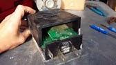 Sevcon MilliPak PMAC motor controller mod/repair - YouTube