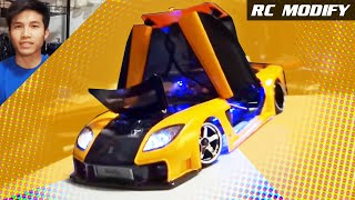 RC Modify 11 Part 1 Mazda RX 7 VeilSide