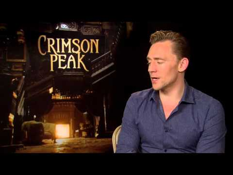 Crimson Peak : Tom Hiddleston répond à Vanity Fair