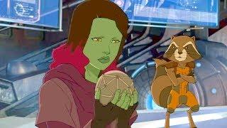 Стражи галактики - мультфильм Marvel – серия 20 сезон 1