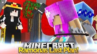 Minecraft Royal Family-RAMONA CRASHES THE BALL!!