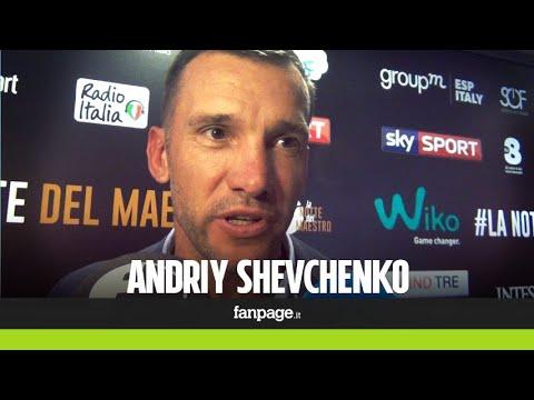 """Shevchenko: """"Milan nel cuore, spero torni una squadra forte"""""""