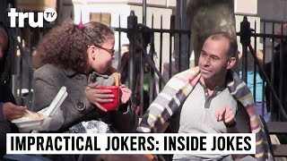 Impractical Jokers: Inside Jokes - Murr's Park Blankie | truTV
