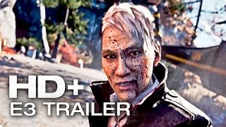 FAR CRY 4 E3 Trailer | E3 2014 [HD+]