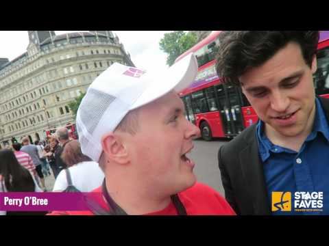 West End Live 2017 - Perry O'Bree with... Charlie Fink