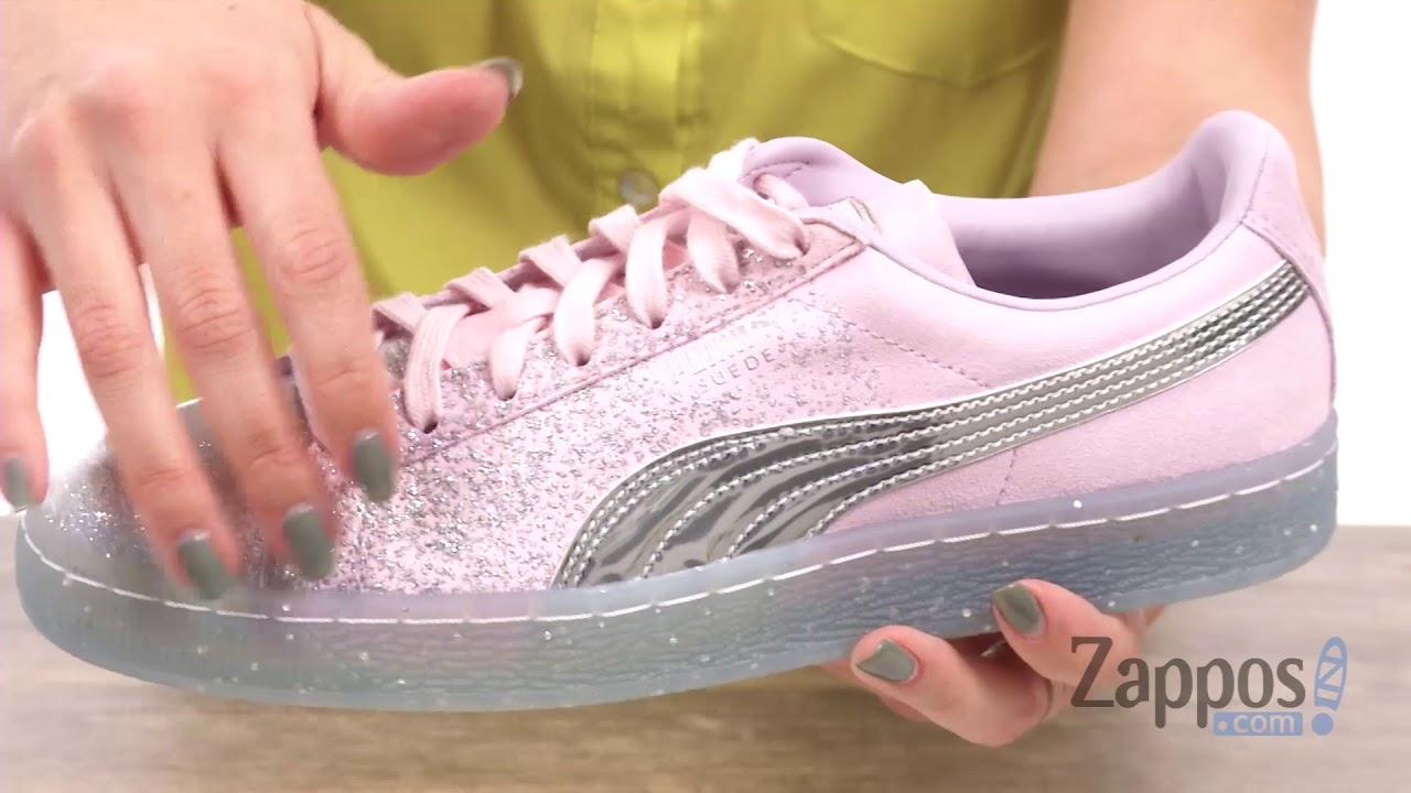 d201d0235a00 PUMA PUMA x Sophia Webster Suede Glitter Princess Sneaker SKU: 8992501
