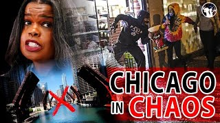 Civil Unrest In Chicago: This Is What They Want To Happen Everywhere!