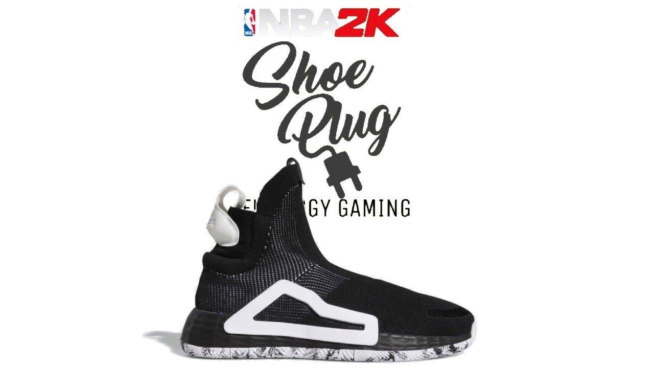 NBA 2K19 ADIDAS N3XT L3V3L 👟🔌 shoe