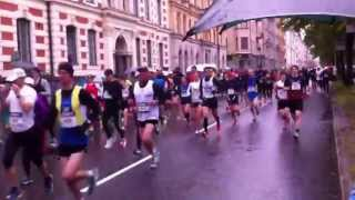 Stockholm marathon 2012