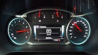 Traverse - Chevrolet Camaro для всей семьи. Разгон 0 - 100