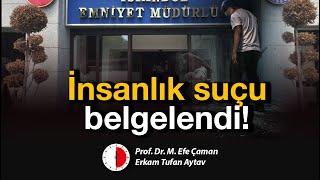 İŞTE İNSANLIK SUÇUNUN BELGESİ  CHP AKP İYİParti Erdoğan Akşener Hüseyin Galip Küçüközyiğit