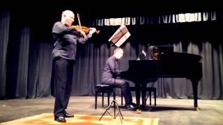 Wieniawski mazurka obertass op.19