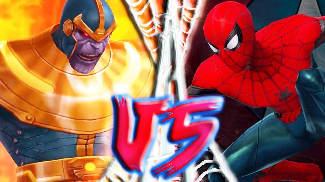 Spider-Man Universe - Spidey VS Thanos Gameplay Part 5 ...