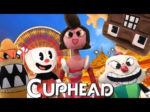 Cuphead Plush -