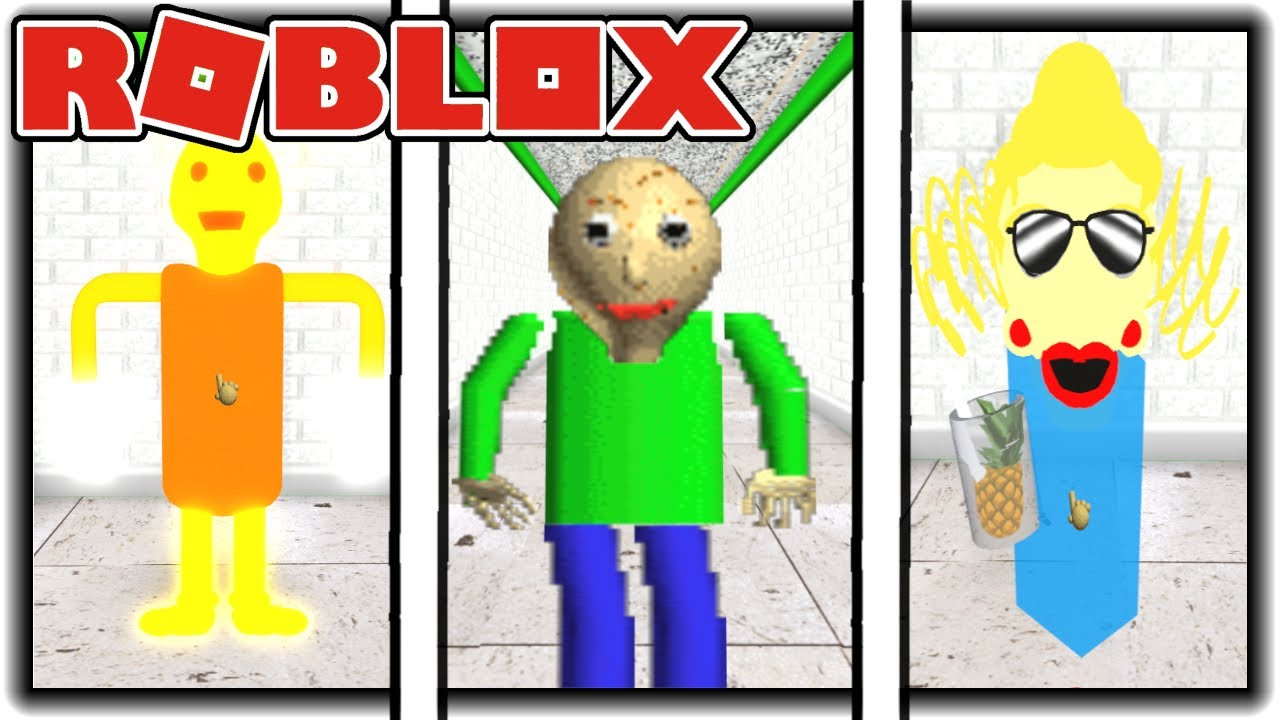 Roblox Baldi's Basics 3d Morph Rp Badges How To Get What Do You Thonk Epic Juice Hidden Test Badge In Roblox Baldi Basics 3d Plus Rp Youtube