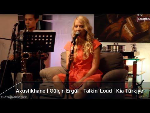 Gülçin Ergül - Talkin' Loud / KIA Akustikhane #GarajKonserleri