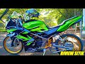 Mengejar CBR 250 RR: Ninja 150 RR VS CBR 250 RR