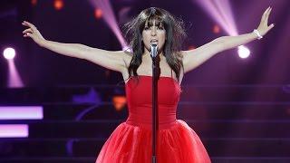 Ruth Lorenzo imita a Amaral en 'Tu cara me suena'