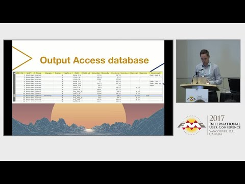 Database Comparison and ArcMap Data Driven Pages - FME UC 2017