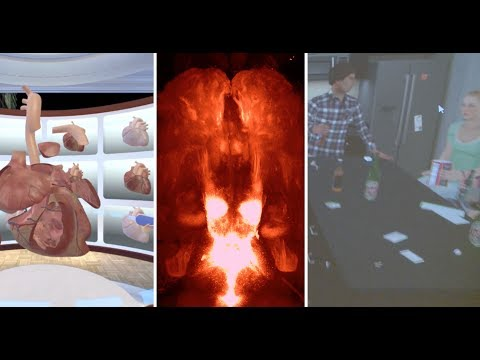 Brains, Hearts and Heroin Addiction: Medicine in VR | 360 Video