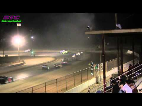 Central Arizona Raceway Modified Feature 01 12 13
