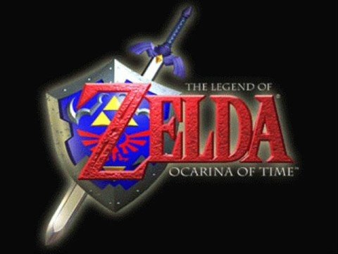 zelda ocarina of time - opening theme - youtube