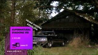 Supernatural - Stagione 8 ft. Teen Wolf - Rai4 Promo