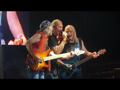 """Perfect Strangers & Space Truckin"" Deep Purple@Warner Theatre Washington DC 10/2/19"