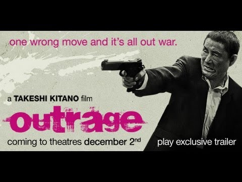 Outrage Trailer Youtube