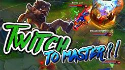 LoL Twitch Montage S6 - Twitch  to Master ?!