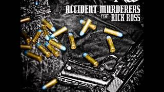 Nas- Accidental Murderers Ft Rick Ross (HQ) (NEW)