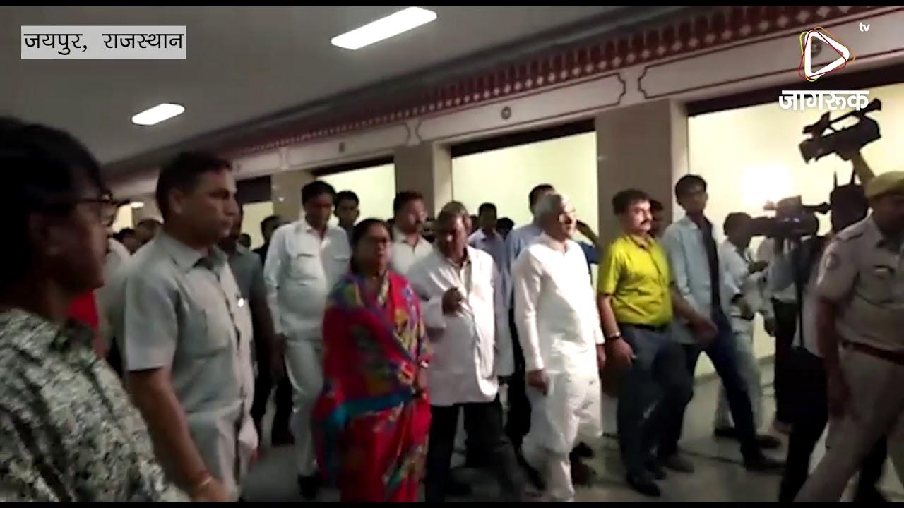जयपुर: चुनावी उदघाटन और शिलान्यास का सिलसिला शुरू