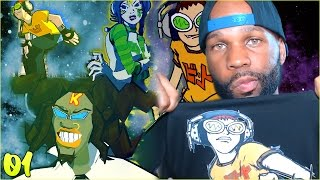 Jet Set Radio Gameplay Walkthrough Part 1 - Who Remembers This Game!?