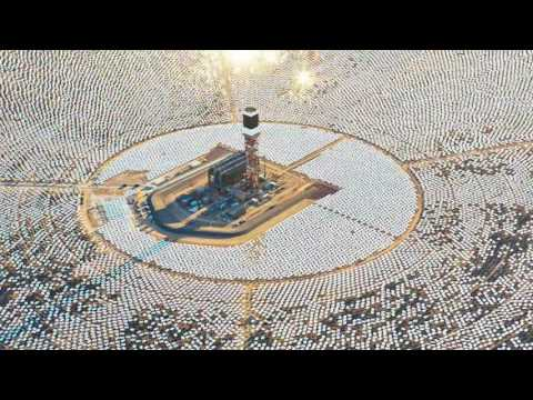 Waterl´eaux  CONCENTRATING SOLAR POWER MASSIVE WATER DESALIN