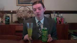 Energy Crisis--Energy Drink Review #153 Monster M-100