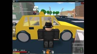 Roblox with Zak #3 // Taxi!