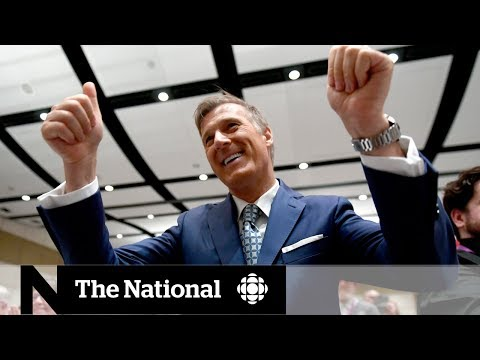 Maxime Bernier says he deserves a place in official election debates