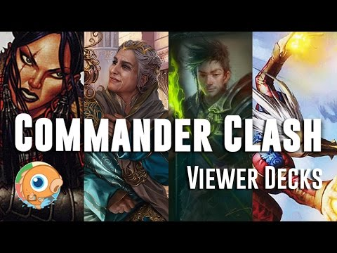 Commander Clash: S2 Episode 16 - Viewer Decks