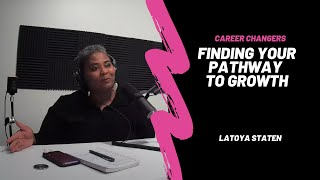 Career Changers: Finding Your Pathway to Growth | The Cybrary Podcast