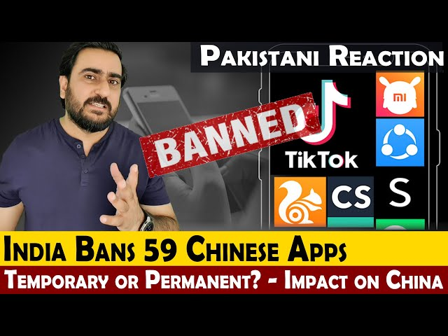 India Bans 59 Chinese Apps | Ban is Temporary or Permanent? | How this will Impact China?