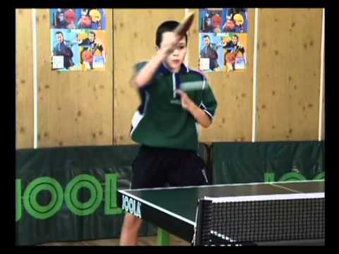 Table Tennis Coaching. Настольный теннис Часть 7