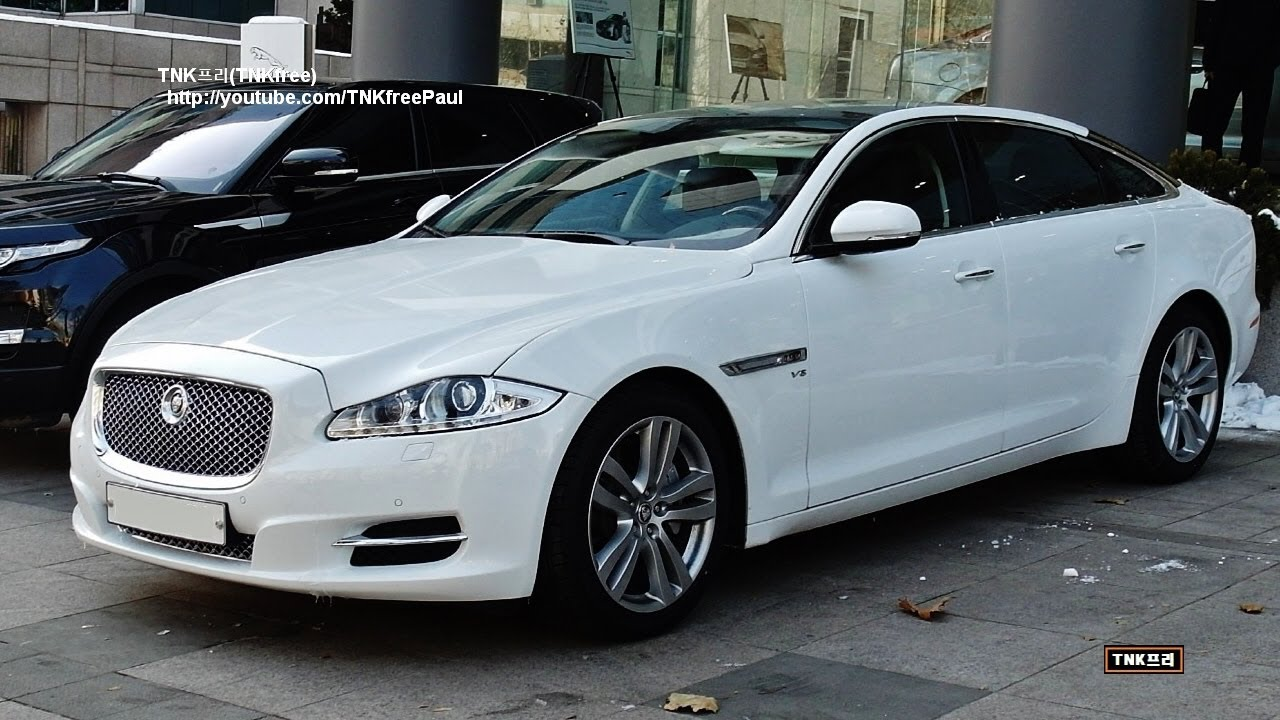 2012 Jaguar XJ (Long Wheelbase) First Drive   YouTube