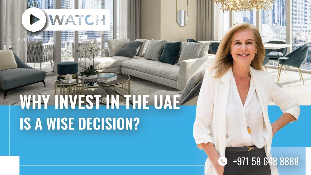 Why Investing in The UAE is a Great Decision?
