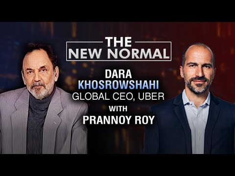 Prannoy Roy Speaks To Uber Global CEO On The New Normal