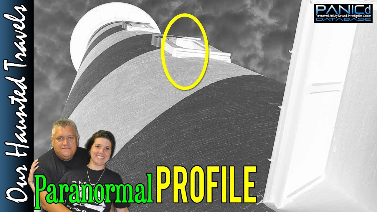 St. Augustine Lighthouse - Paranormal History Profile by: Our Haunted Travels - PANICd