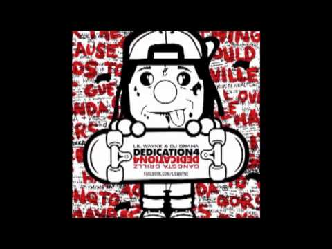 Lil Wayne - I Don't Like [Dedication 4] *Lyrics In Desc.*