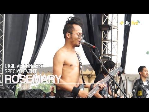 Digilive Goes To: ROSEMARY - Live At Bandung Berisik 2014